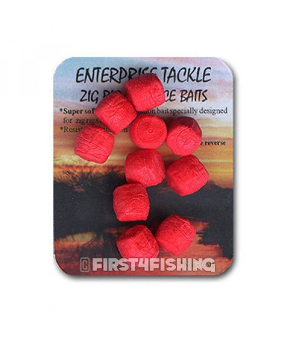 ZIG RIG SURFACE BAIT RED