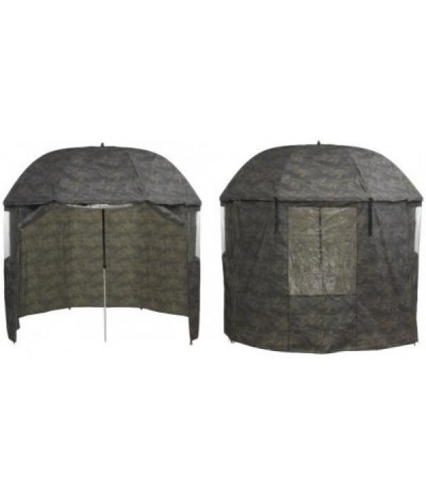 Umbrella Camou PVC + full cover