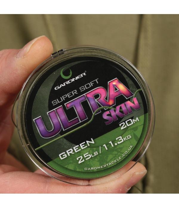 ULTRA SKIN 25LB (11.3kg) GREEN