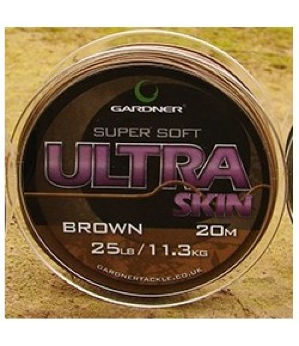ULTRA SKIN 25LB (11.3kg) BROWN  ...
