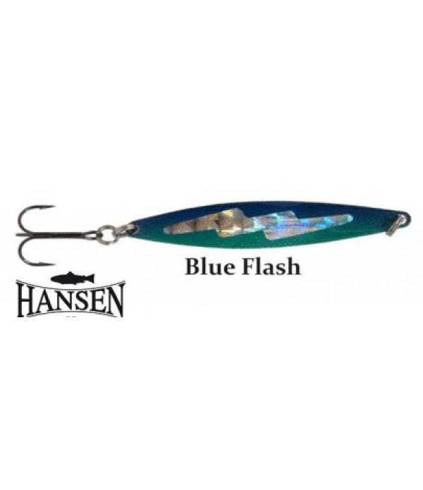 Hansen Fight 7.6cm 21g Blue-Flex
