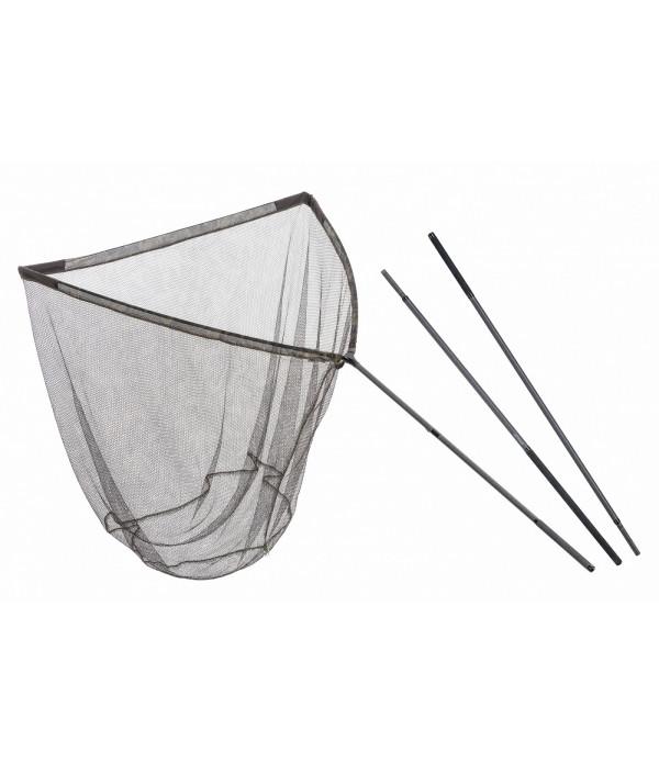 Landing net CamoCODE 100 x 100 cm + landing net handle