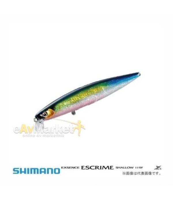 Exsence Escrime 119 mm F 14 g. Color 04T Depth 50-100 cm