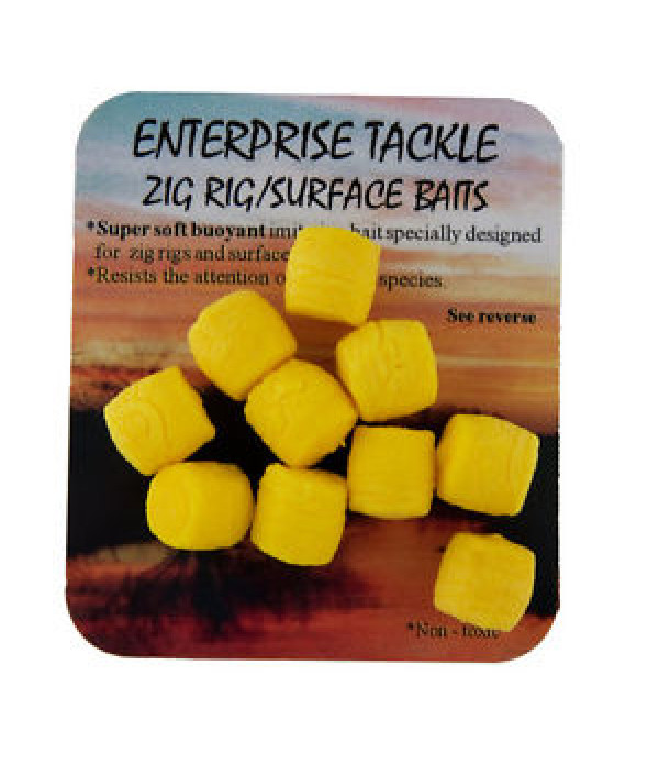 ZIG RIG SURFACE BAIT YELLOW