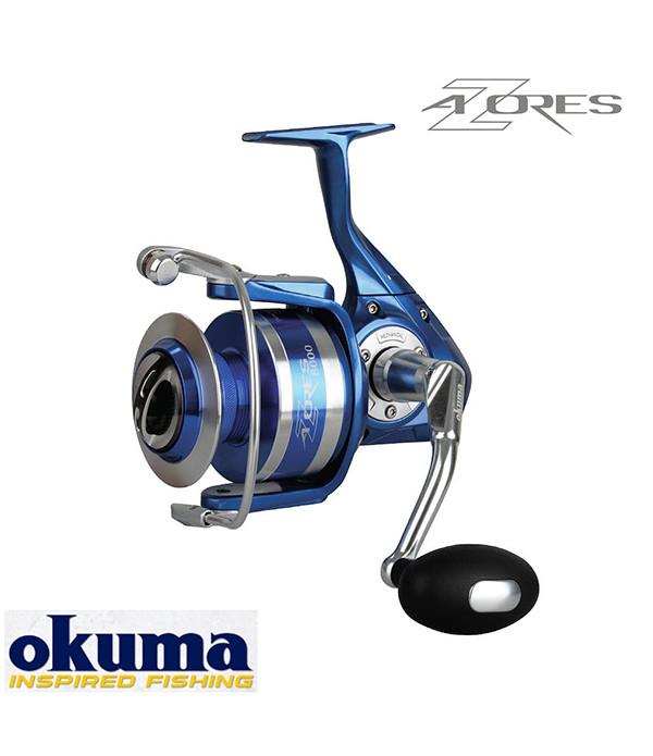 Okuma Azores Blue 55S (5,8;1) 6+1bb