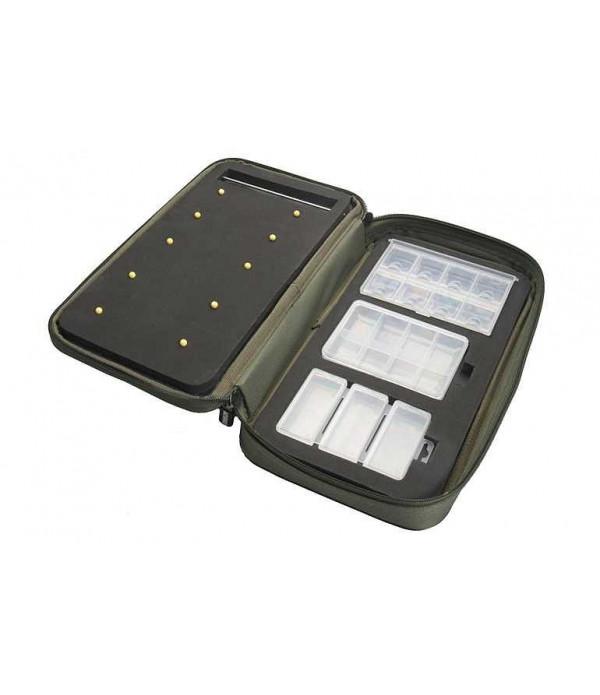 Mivardi Carp Hooklength Wallet S-Sazancı malzeme çantası