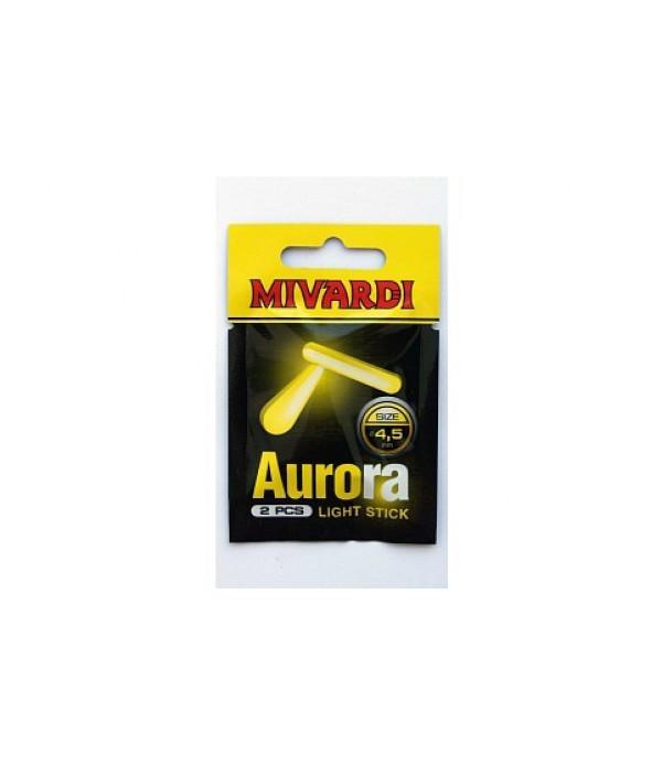 Mivardi Lightstick Aurora 4,5 mm-Fosfor