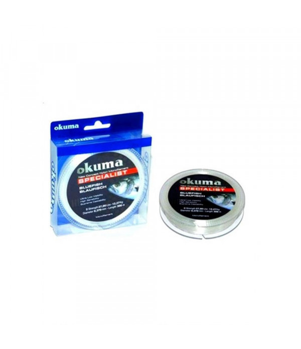 Okuma Bluefish 300Mt 16,90lb 7,68kg 0,31...