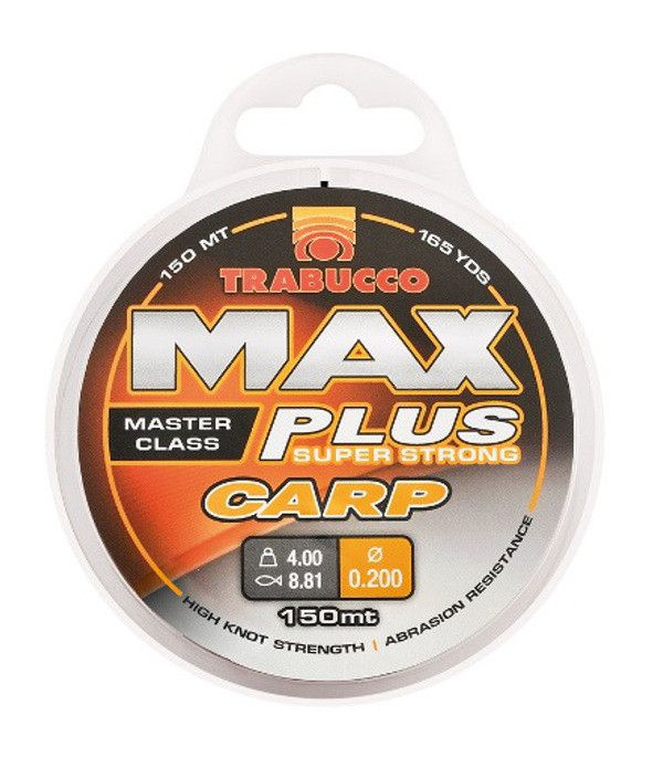 TRABUCCO MAX PLUS CARP 300m 0.35mm